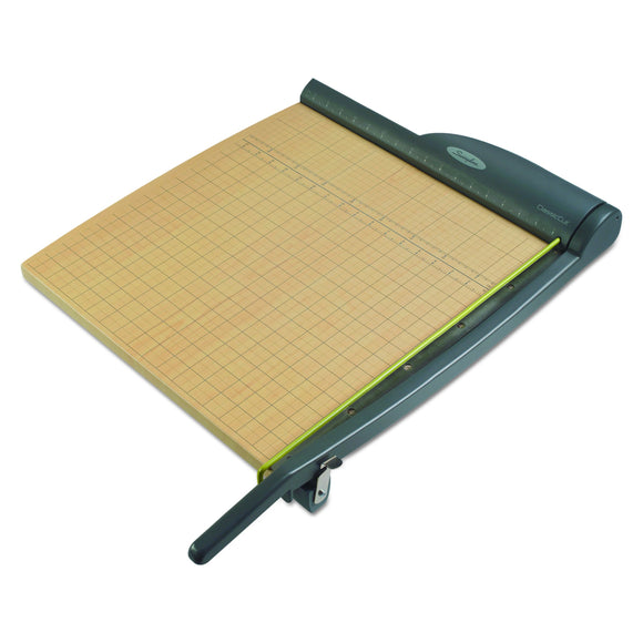 Swingline Paper Trimmer, Guillotine Paper Cutter, 18