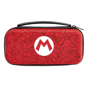 PDP Nintendo Switch Deluxe Travel Case - Mario Remix Edition - Nintendo Switch