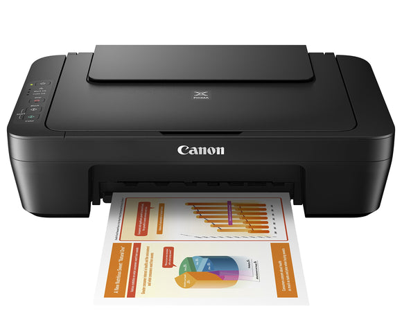 Open Box Canon MG Series PIXMA MG2525 Inkjet Photo Printer with Scanner/Copier, Black