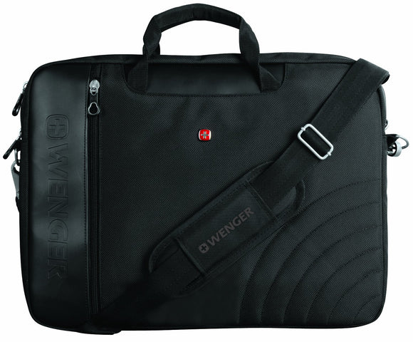 Swiss Gear SWG0102 17.3-Inch Laptop Sleeve (Black)