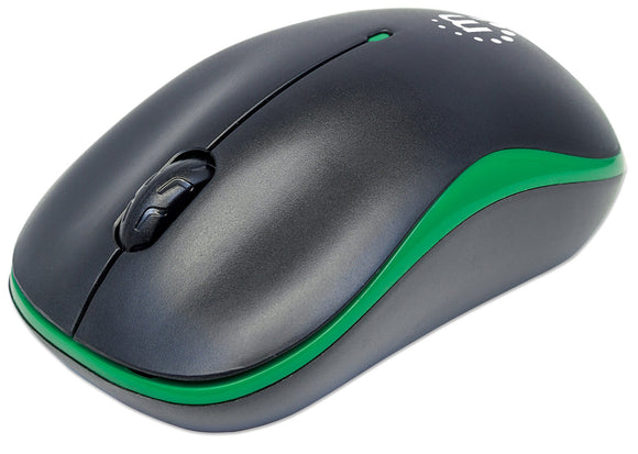 Manhattan Success Wireless Optical Mouse (179393)