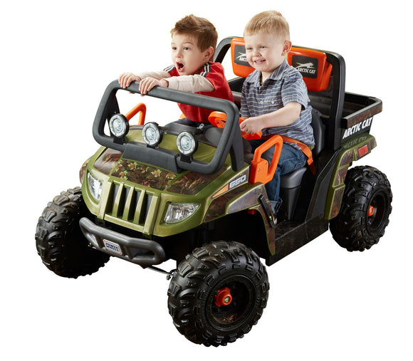 Fisher-Price Power Wheels Arctic Cat