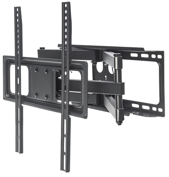Manhattan Universal Basic LCD Full Motion Wall Mount Black 461344