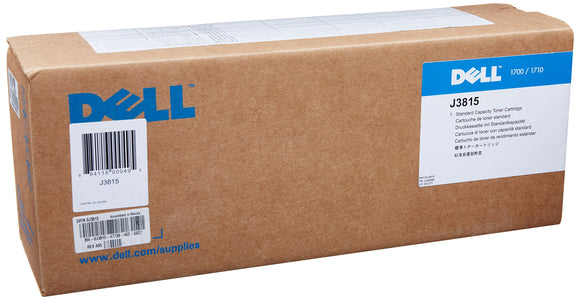 Dell J3815 Toner for 2355dn HY, Black