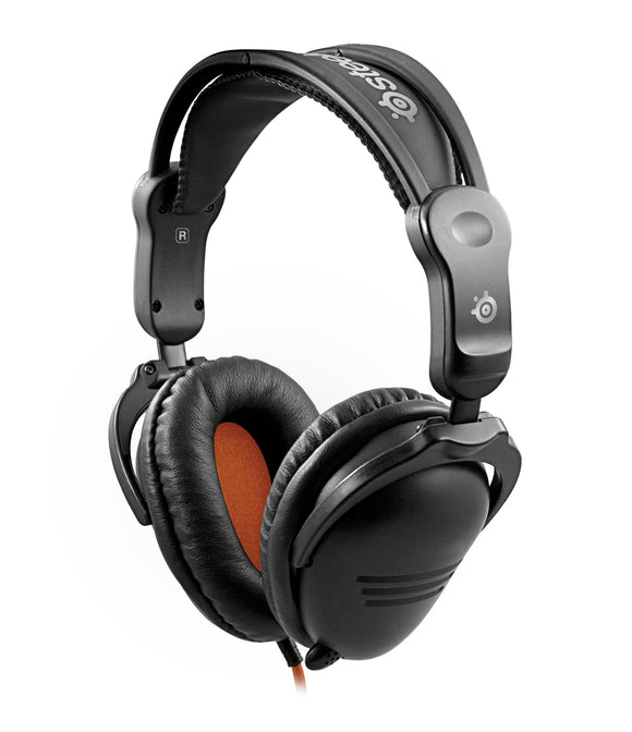 Open Box Steelseries 3Hv2 Headset for PC / Tablet / Smartphone