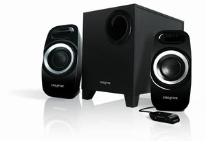 Creative Inspire T3300 51MF0415AA002 25 Watt 2.1 Speaker System