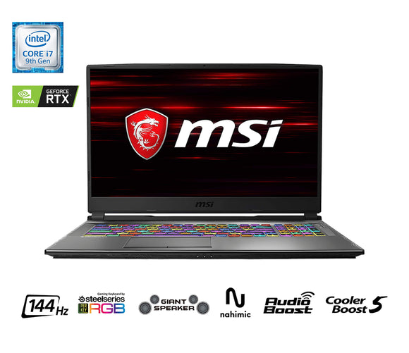 MSI GP65 9SD-285CA 15.6