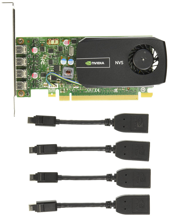 Nvidia Nvs 510 2gb Graphics Card