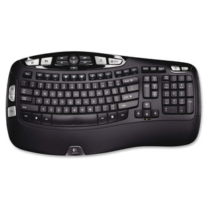 Refurbished Logitech Wireless Keyboard K350