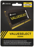 Corsair 8GB Module DDR4 2133MHz Unbuffered CL15 SODIMM