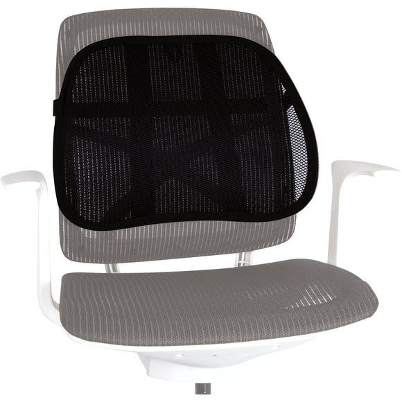 Office Suites Ergonomic Black Back Support