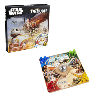 Hasbro Trouble Star Wars