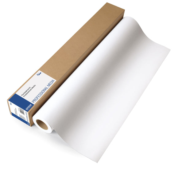 24in X 100ft Enhanced Matte Paper F/Sp Plotters