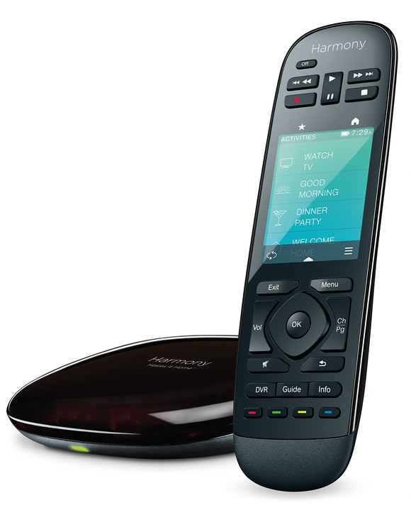 Refurbished Logitech Harmony Ultimate Home [Discontinued by Manufacturer]