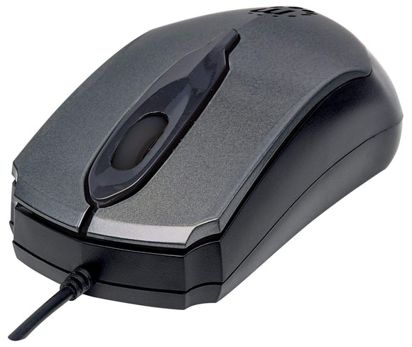 Manhattan Edge Optical USB Mouse