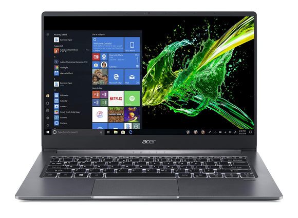 Acer Canada Acer Swift 3 Ultra Slim and Light Laptop, 14