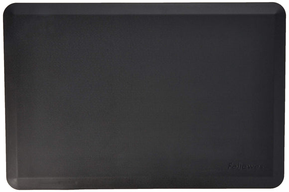 Fellowes Anti-Fatigue Standing Desk Wellness Mat, 36 x 24 Inch, Black