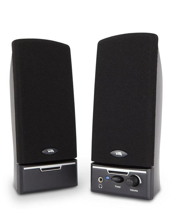 Cyber Acoustics CA-2014 2.0 Amplified Speaker System