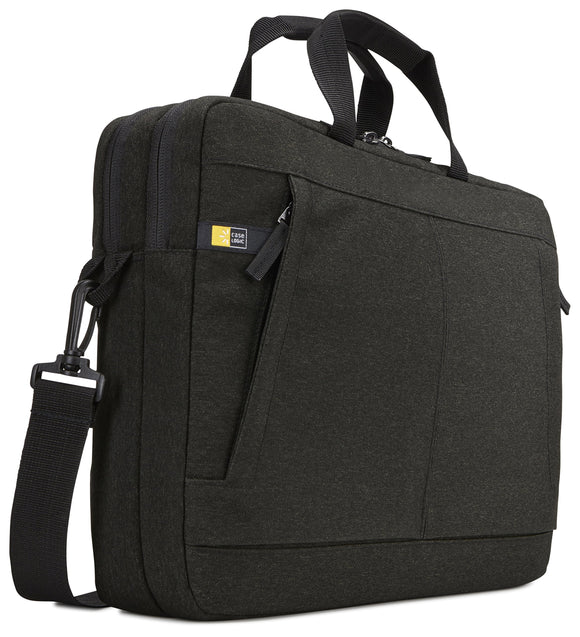 Caselogic Huxton 15.6-Inch Laptop Bag(HUXB-115BLK), Black