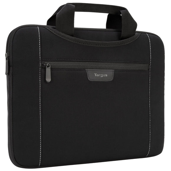 Targus Slipskin Carrying Case (Sleeve) for 14 Inch Notebooks/Laptops, Black (TSS932)