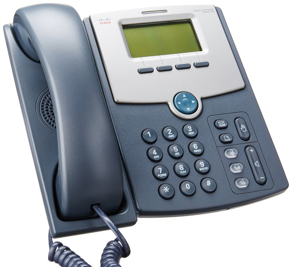 Cisco SPA512G IP Phone-Cable VoIP Phone and Device