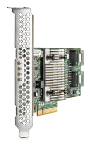 HP H240 Smart Host Bus Adapter Storage Controller Plug-in Card Low Profile (726907-B21)