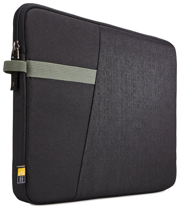 Caselogic Ibira 14-Inch Laptop Sleeve, Black (IBRS114BLK)