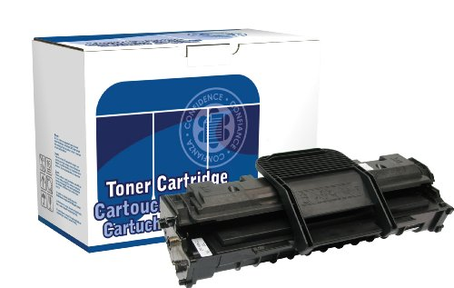 DataProducts High Yield Black Toner Cartridge - Black - Laser - 2000 Page - Remanufactured
