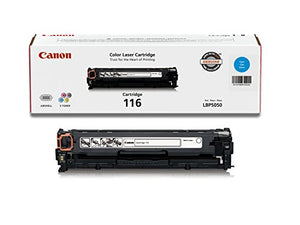 Canon Original 116 Toner Cartridge - Cyan