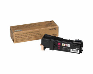 XEROX 106R01595 Magenta High Capacity Toner Cartridge FOR Phaser 6500/WC 6505