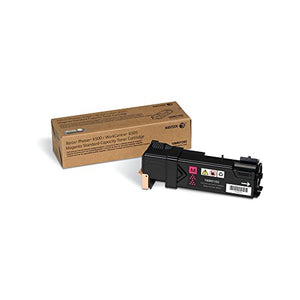 Genuine Xerox Standard Capacity Magenta Toner Cartridge for use with the Xerox WorkCentre 6505/Phaser 6500- Part# 106R01