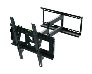 TV Wall Mount, Ematic  19 inch to 70 inch Tilt / Swivel TV Wall Mount Kit includes 6 foot HDMI Cable [ EMW5104 ]