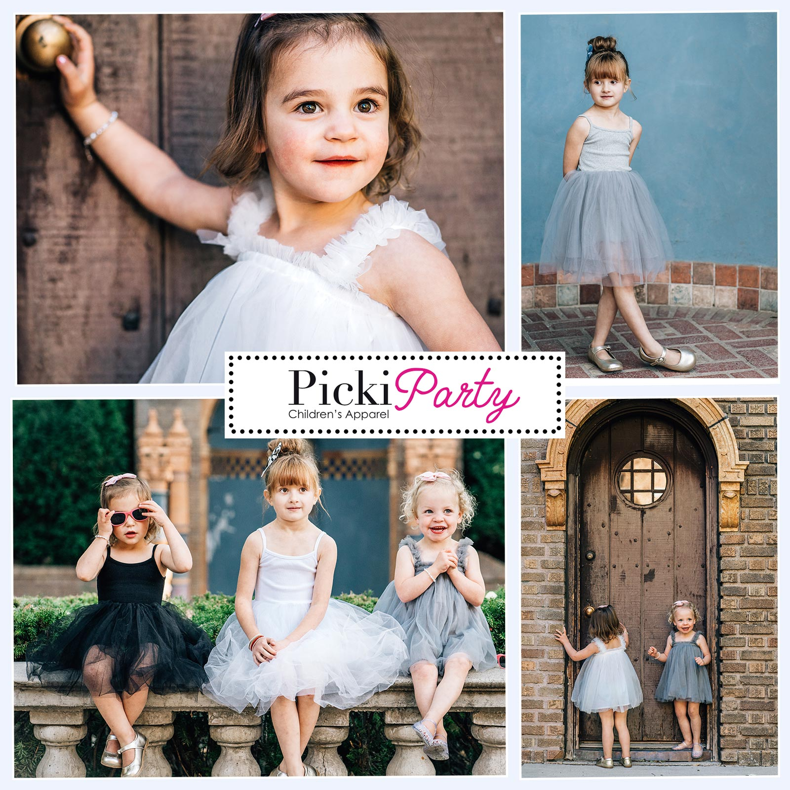 Picki Too Special Occasion clothes for kids