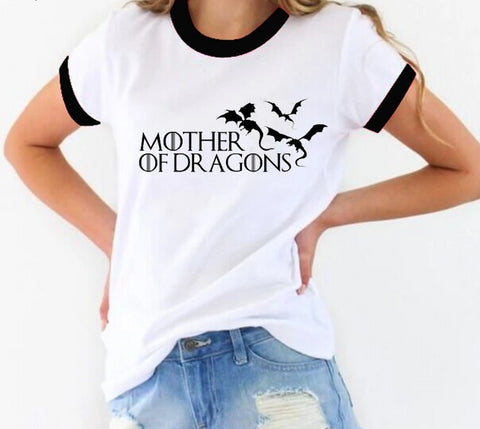 t-shirt mother of dragon