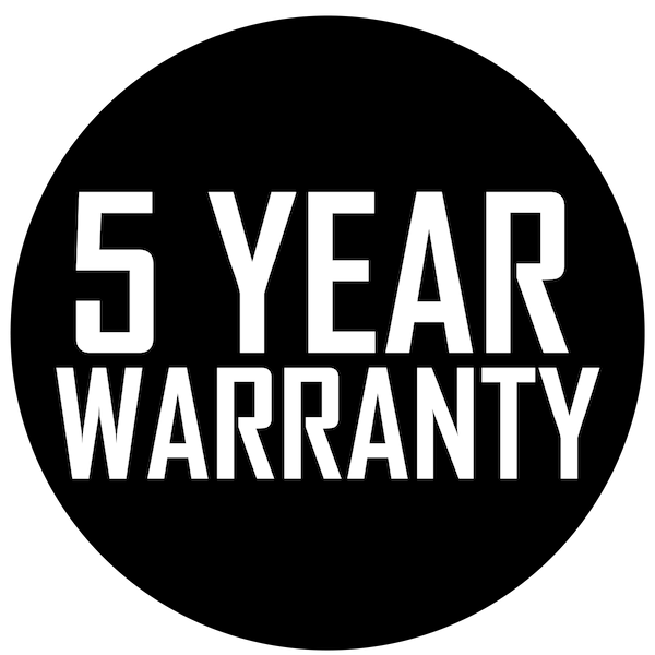 Extended Warranty Upgrade - 5 Years