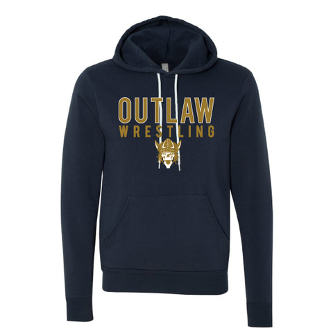 Outlaw Hoodie - Adult (multiple colors)