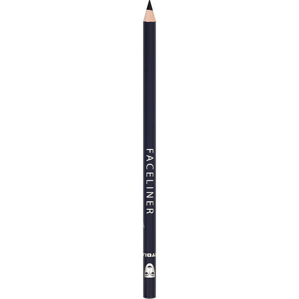 Kryolan Faceliner 10 - Kryolan Eye Liner Pencil Black