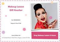 drag makeup lessons London