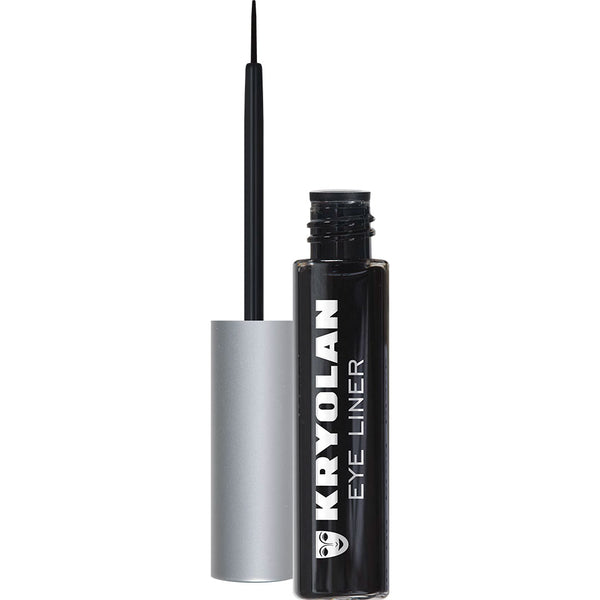 Kryolan Eye Liner Liquid Eye Liner Black Eye Liner