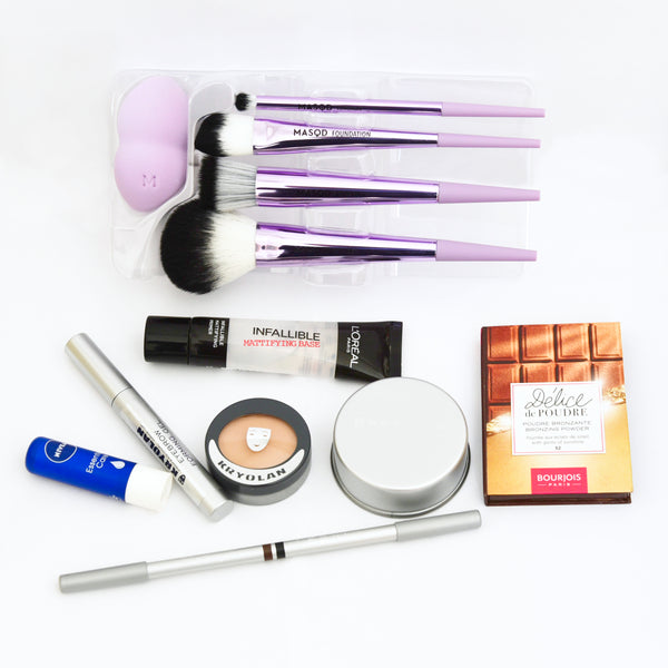 Male Makeup Kit Makeup For Men Kit Video Conference Male Makeup Kit