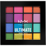 NYX eyeshadow NYX Ultimate Shadow Palette Bright Lumineux