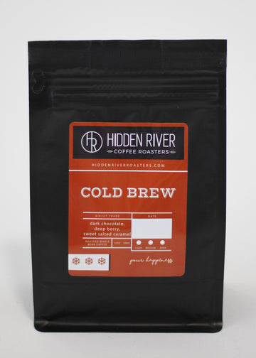 12 oz Cold Brew Blend (Dark Roast)