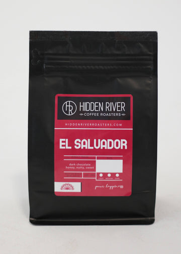 12 oz El Salvador (Dark Roast)