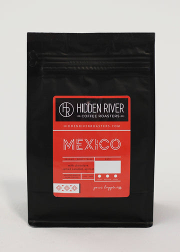 12 oz Mexico - Organic (Medium/Dark Roast)