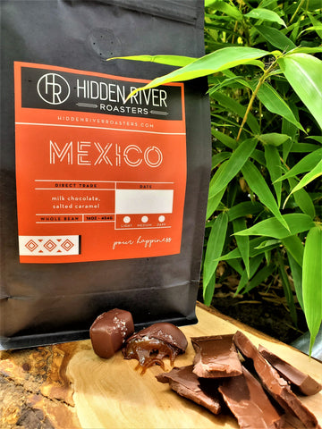 Mexico (Organic) Medium or Dark Roasts