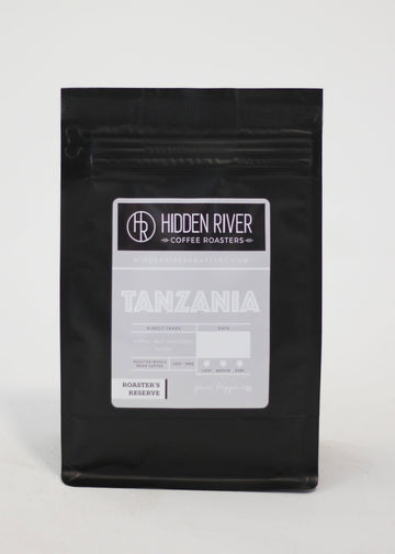 12 oz Tanzania (Medium Roast) Roaster's Reserve