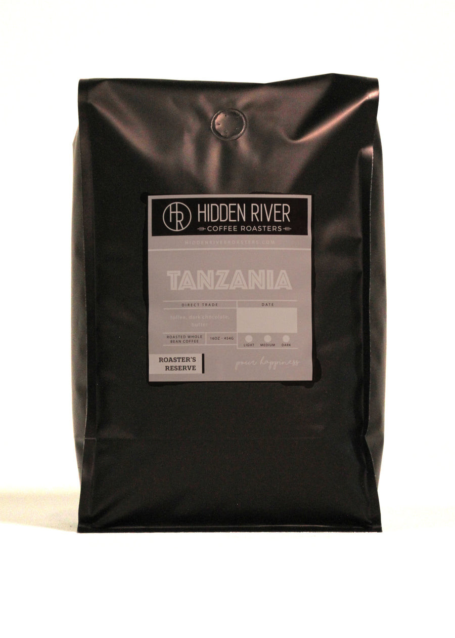 Tanzania - (Dark Roast) - Wholesale (Bulk/Pound)