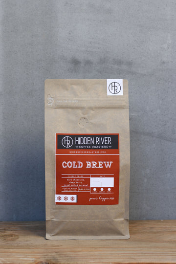 Cold Brew Blend (Dark Roast)