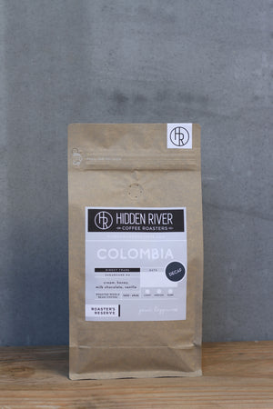 Colombia Decaffeinated - Sugarcane EA (Medium Roast)