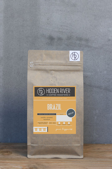 Brazil Decaffeinated (Medium/Dark Roast)